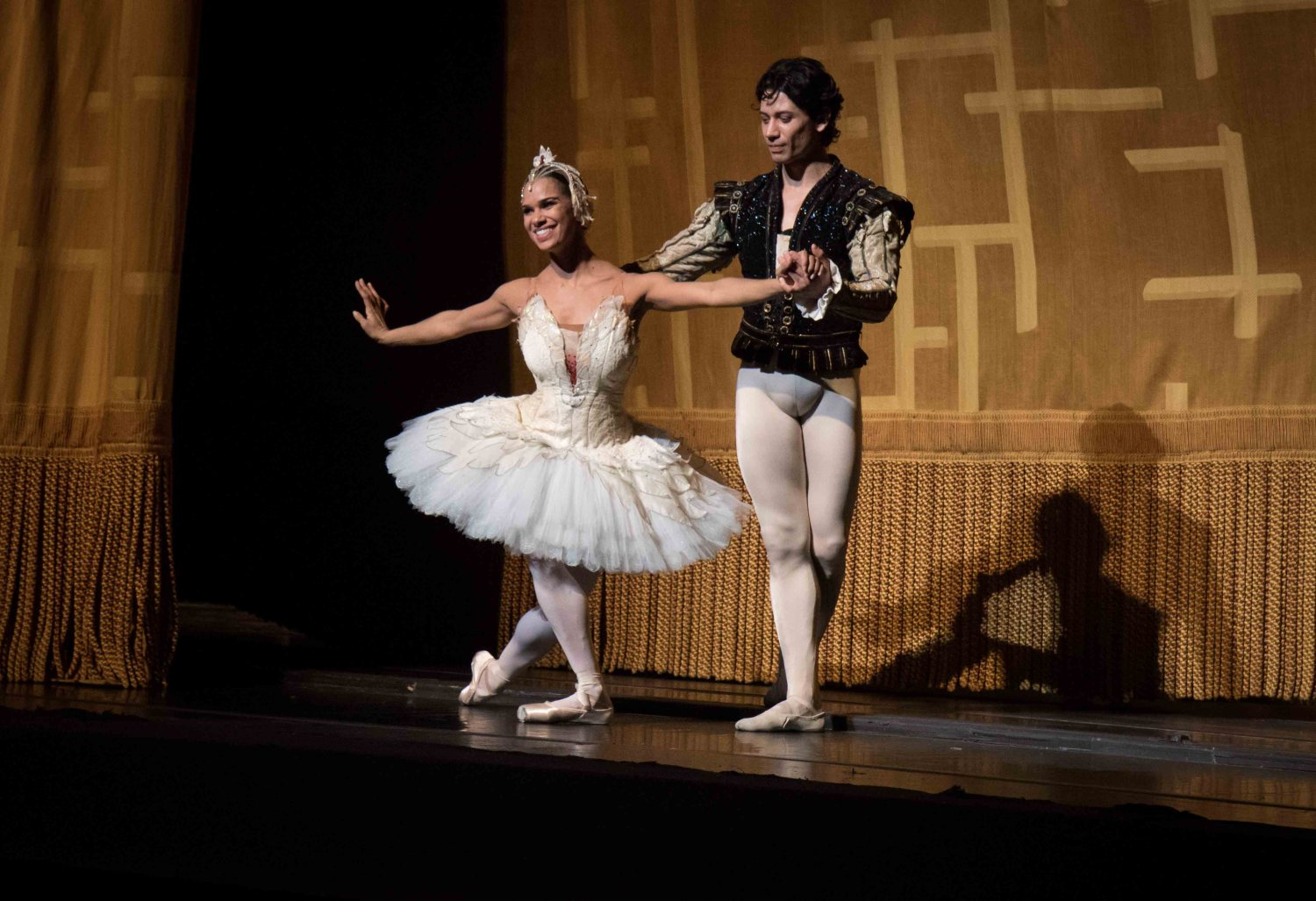 Misty Copeland fouette turns