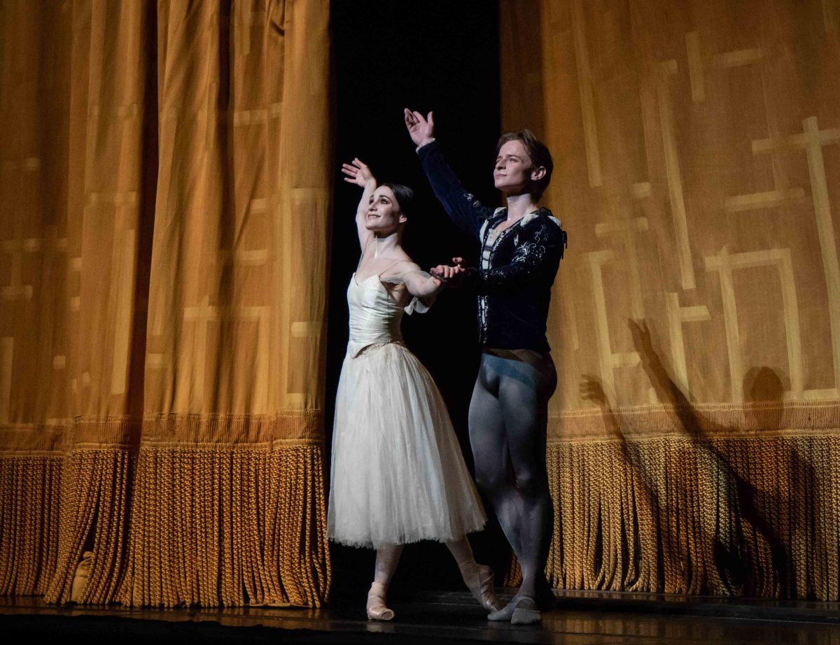 Sarah Lane and Daniil Simkin Sparkle in Giselle Wednesday
