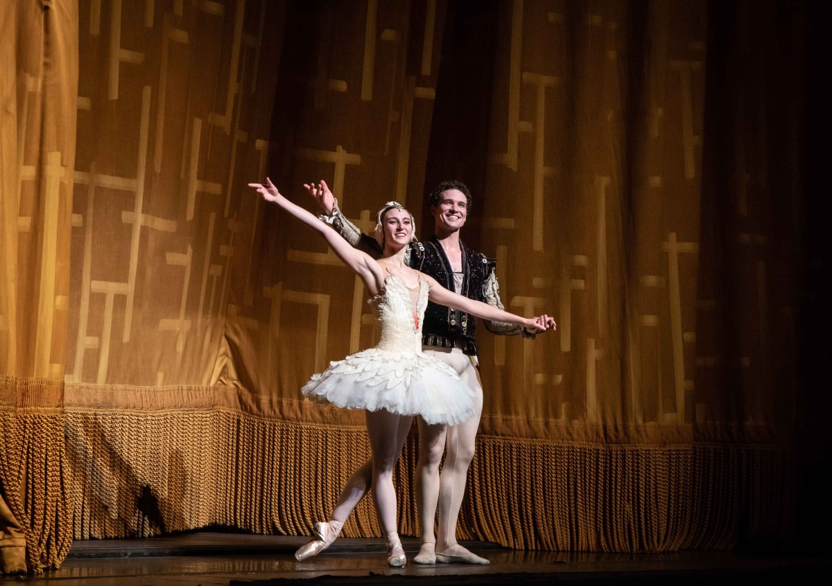 Devon Teuscher and Cory Stearns, ABT Swan Lake