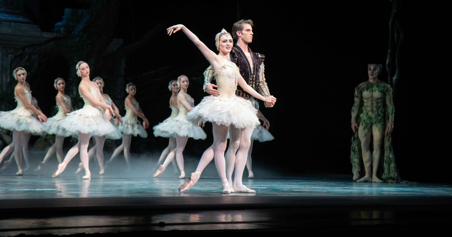 Gillian Murphy and James Whiteside, ABT Swan Lake