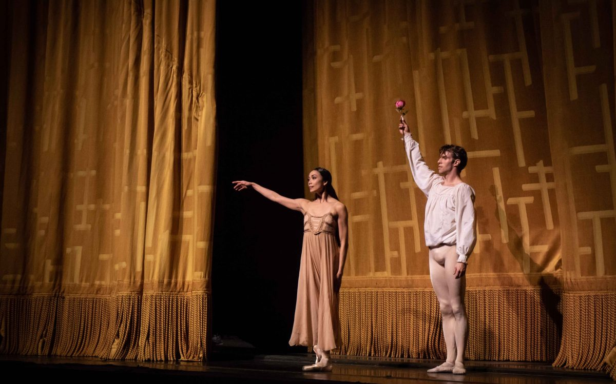 Stella Abrera and James Whiteside, Romeo and Juliet