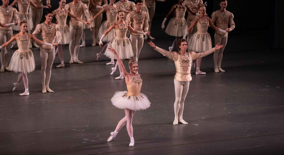 Wednesday NYCB Jewels Features Impressive Debuts