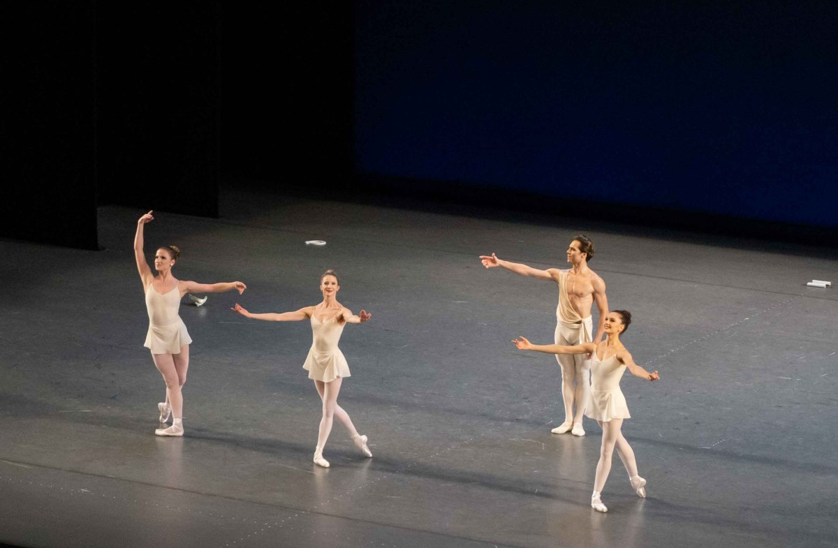 NYCB and Tschaikovsky