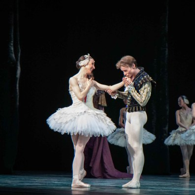 Isabella Boylston and Daniil Simkin, Swan Lake