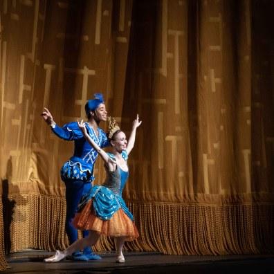 Skylar Brandt and Gabe Stone Shayer, Sleeping Beauty