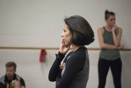 Annabelle Lopez Ochoa, Photo Courtesy of Grand Rapids Ballet
