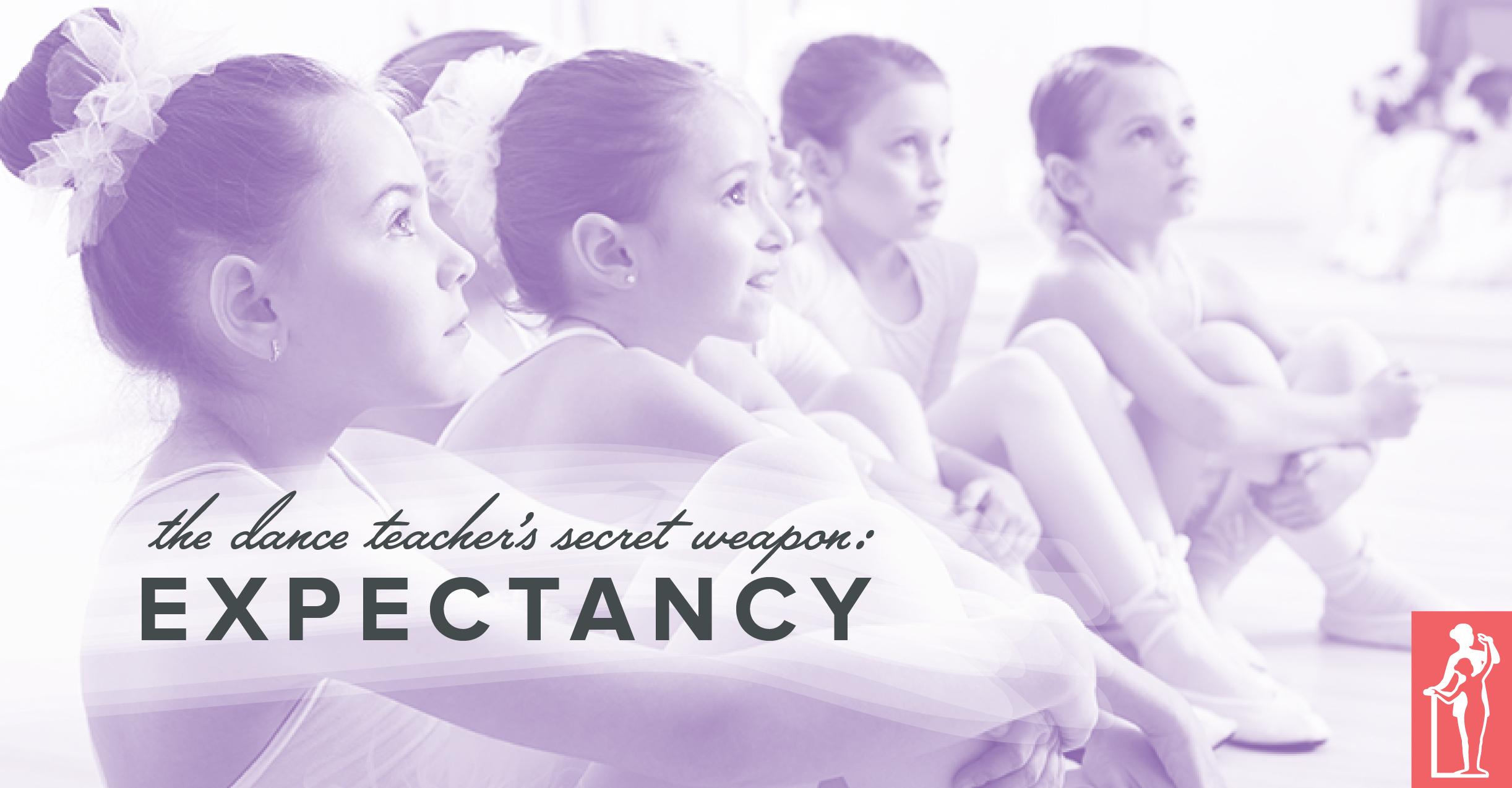 Dance Teacher Secret Weapon