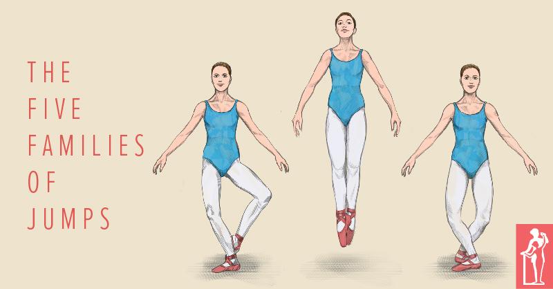 The Five Ballet Jumps