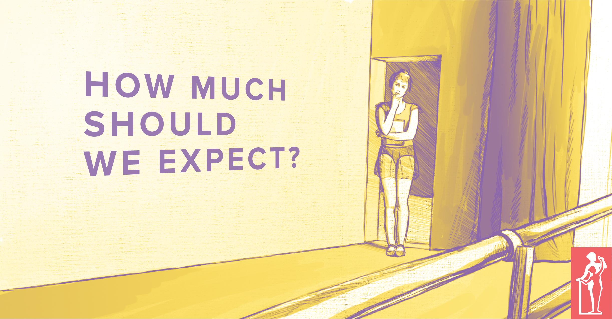 Ballet Class Expectations