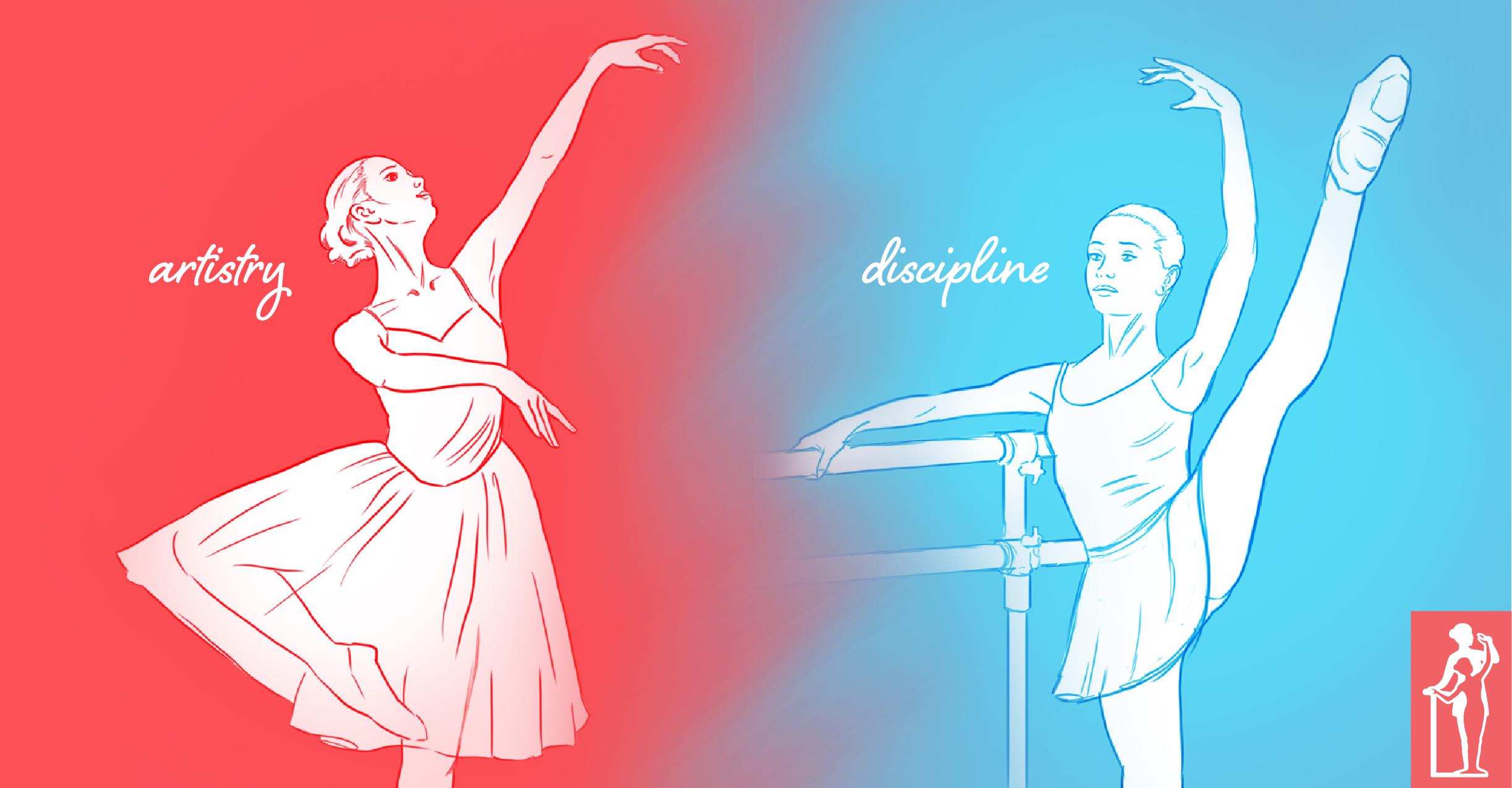 Balancing Artistry and Discipline