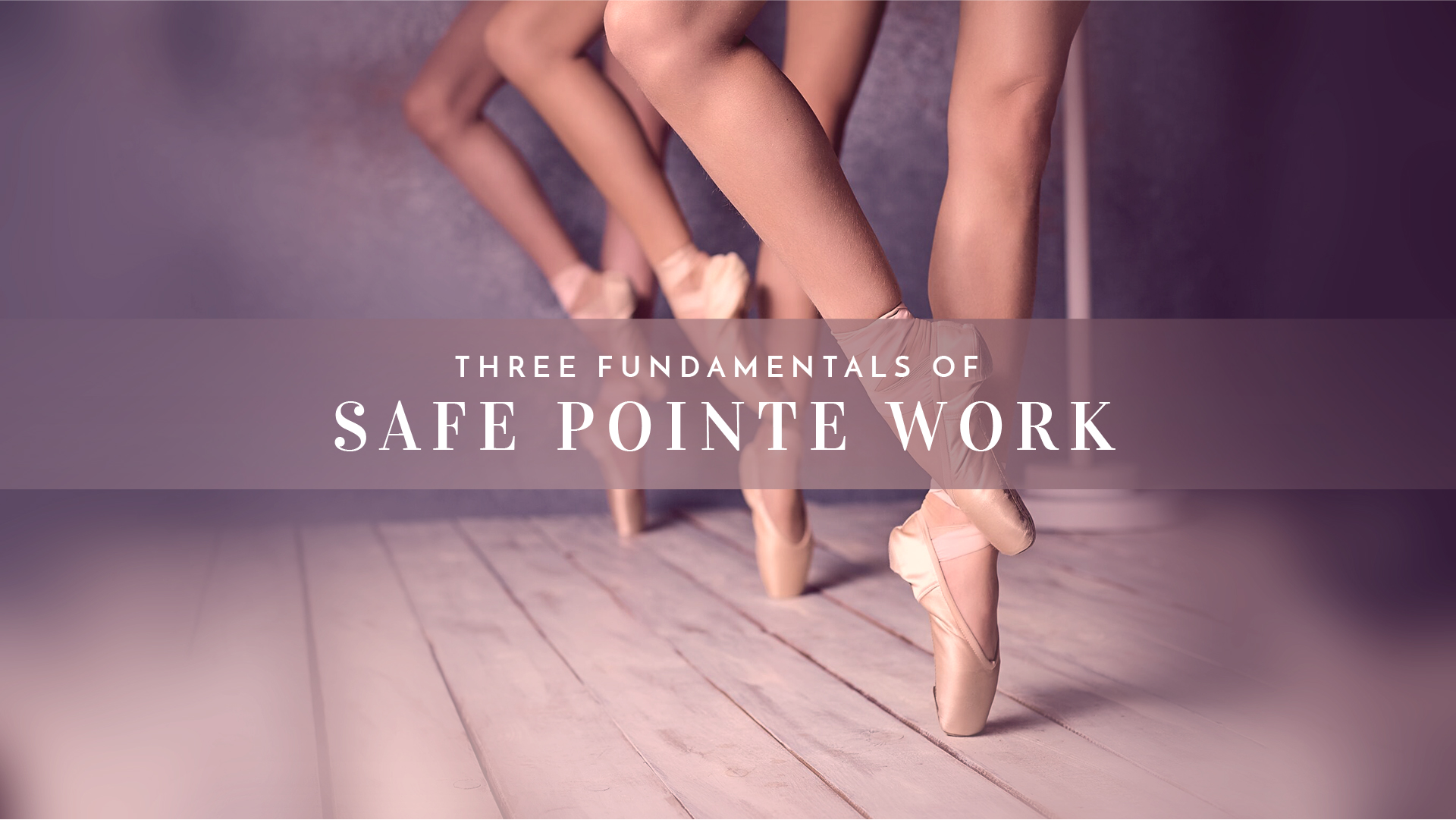 Safe Pointe Work