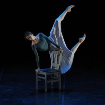 Svetlana Zakharova in 'Revelation'