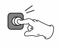 finger button 200