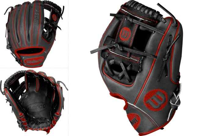 Andrelton Simmons' Gloves