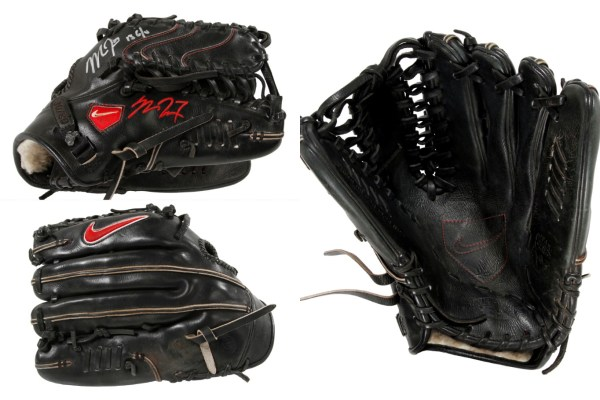 Mike Trout's Glove