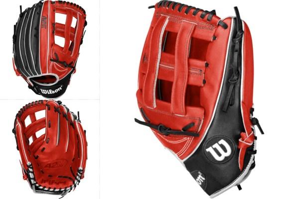 Mookie Betts' Gloves: Wilson A2K 1799