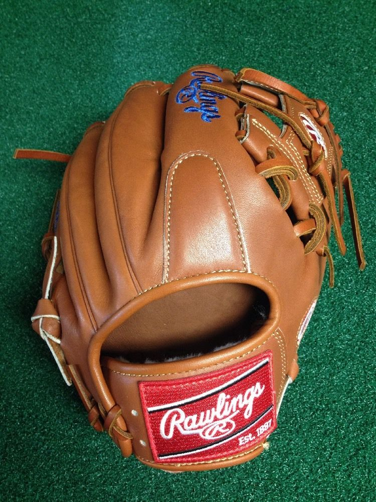 Rawlings Gold Glove Club November: Rawlings Pro Preferred PRO200-2KBR, aka Ben Zobrist's Glove