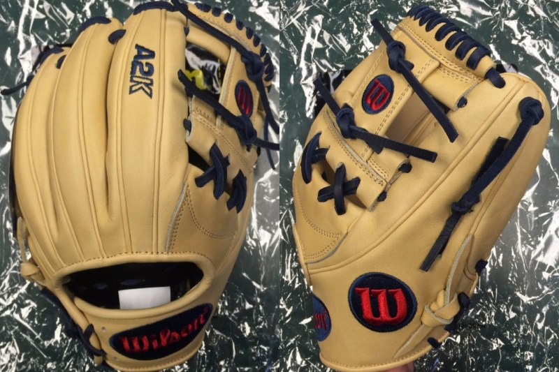 Wilson Glove of the Month December 2016- The Dansby Swanson Model