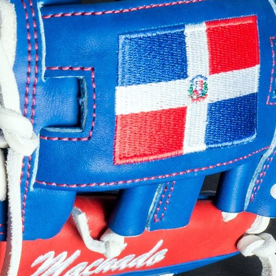 Manny Machado's Rawlings WBC Glove