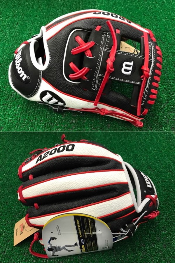 Wilson Glove of the Month February 2017