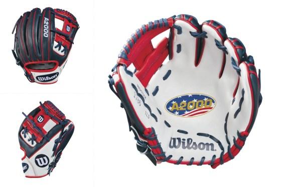 Wilson World Baseball Classic Gloves United States