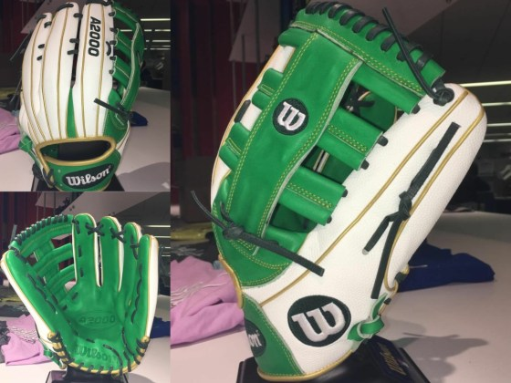 Wilson Glove of the Month March - Wilson A2000 SP13
