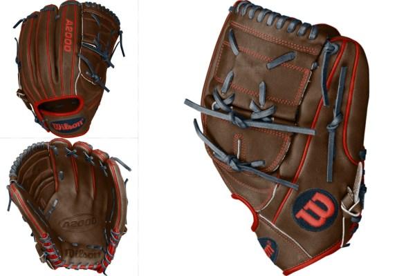 Jose Berrios' Glove