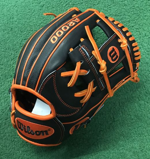 Wilson Glove of the Month June: Custom Wilson A2000 1787 with Super Skin