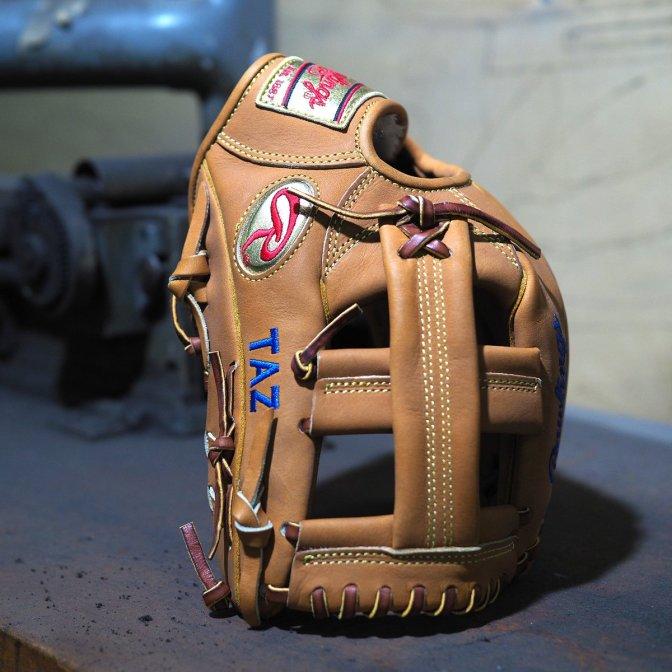 Troy Tulowitzki's Glove: Rawlings Heart of the Hide PROTT2