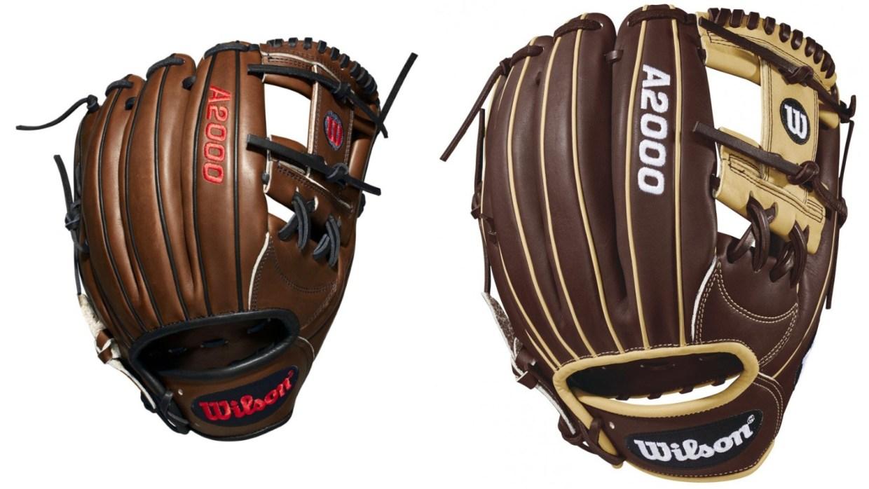 Wilson a  ball gloves online
