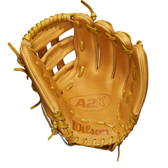 Wilson Glove of the Month August 2017 Daniel Norris' Wilson A2K DW5 2