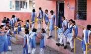 अखिलेश, राहुल और अमित शाह के रोड शो के चलते इलाहाबाद में स्कूल बंद