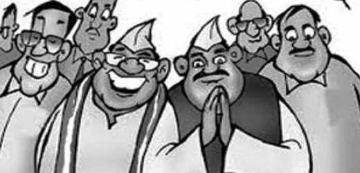 यूपी चुनाव : स्कैम, गधा और भी बहुत कुछ