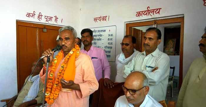 चांदपुर में हुआ नवनिर्वाचित विधायक का जबरदस्त स्वागत