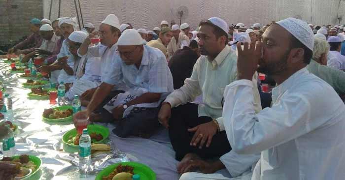 रमजान के पाक माह में आपसी एकता, भाईचारे का पैगाम दिया