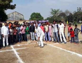 उद्घाटन मैच में बिहार की टीम दो विकेट से विजयी