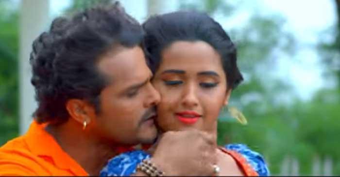 नागदेवः खेसारीलाल और काजल की फिल्म में अवधेश मिश्र का तिलस्मी अवतार