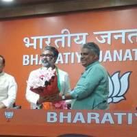 नरेंद्र मोदी से मुलाकात के बाद भाजपा में शामिल हुए नीरज शेखर