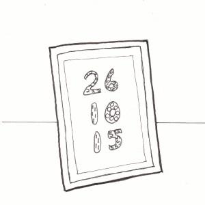 Framed - #Inktober 26