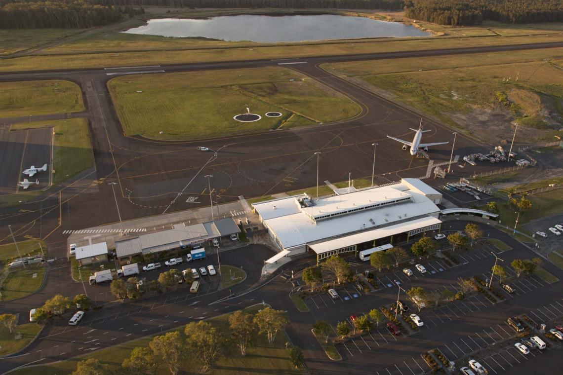 Ballina Airport to Byron Bay