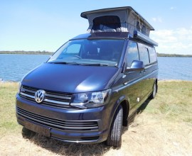 Frontline Adventurer VW Transporter T6 4 Motion 132kW LWB - Stock No: 7924