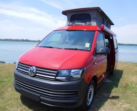 Frontline Campervan VW Transporter T6 103kW LWB - Stock No: 7961