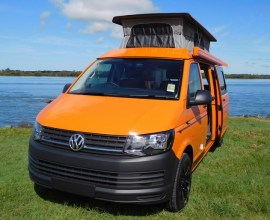 Frontline Adventurer VW Transporter T6 4 Motion 132kW LWB - Stock No: 7984