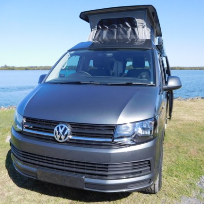 Frontline Adventurer VW T6 4 Motion 132kW LWB - Stock No: 8203