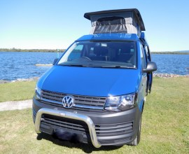 Frontline Adventurer VW T6 4 Motion 132kW LWB - Stock No: 8125