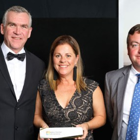 BCMC win Business Excellence Award