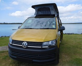 Frontline Vacationer VW T6 103kW LWB - Stock No: 8286