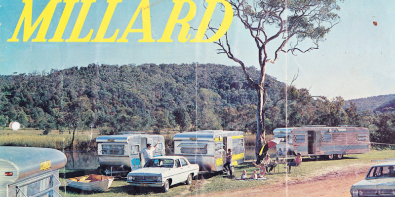 The History of Millard Caravan | Time to Roam | October 2018