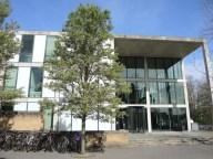 Social Sciences Library, Manor Road