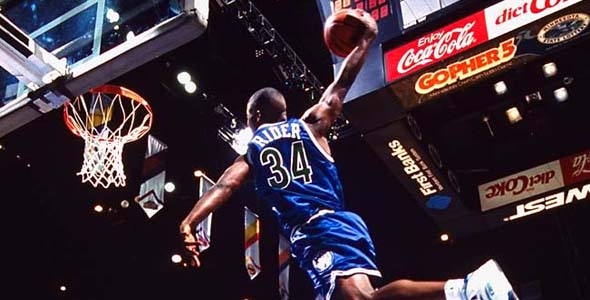 Image result for isaiah rider